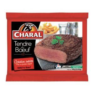 Tendre De Boeuf Charal 2x120g Courses Moi